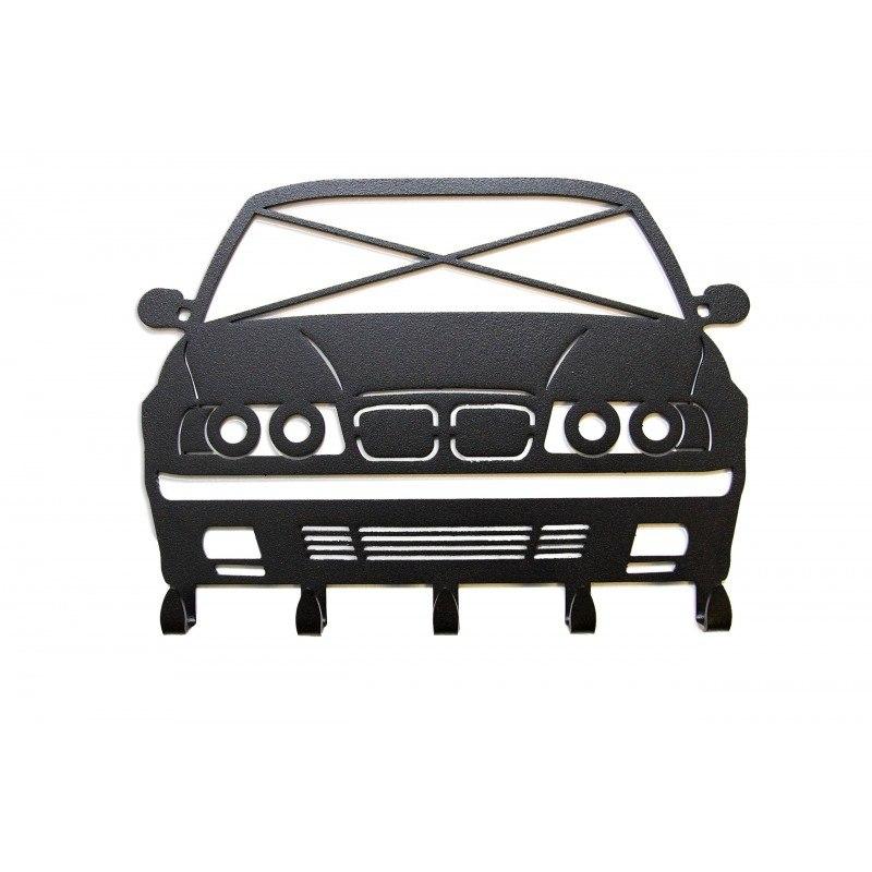 Wieszak na klucze BMW E34 ekstra prezent drifT - GRUBYGARAGE - Sklep Tuningowy